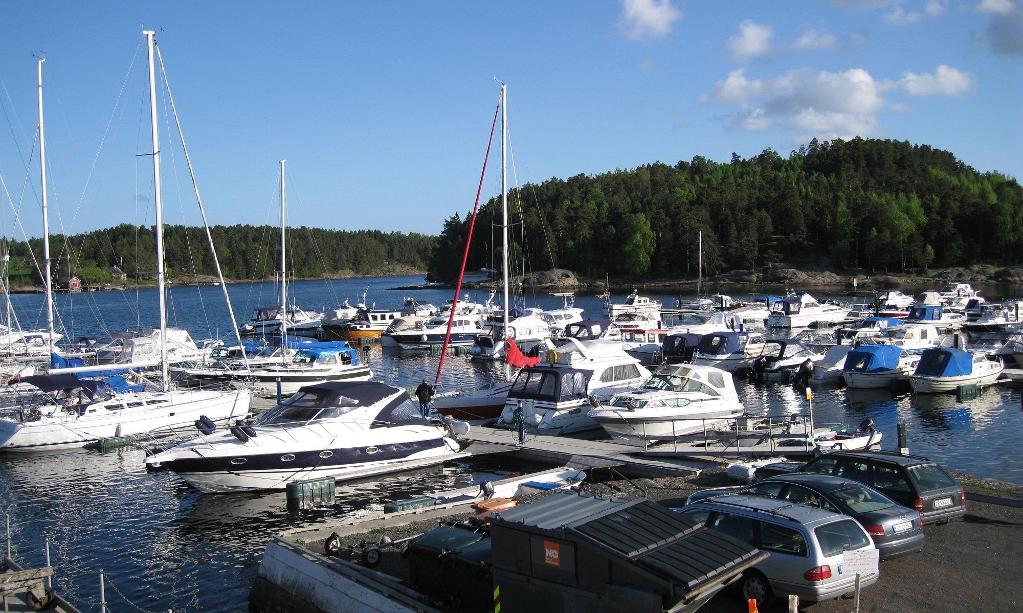 Knarberg Båtforening  -  KBF